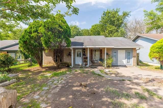 2305 Bendridge Trl, Austin, TX 78744 (#4120324) :: Papasan Real Estate Team @ Keller Williams Realty