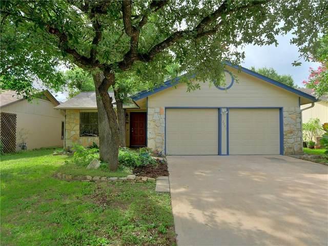 12721 Covington Trl, Austin, TX 78727 (#4121573) :: ORO Realty