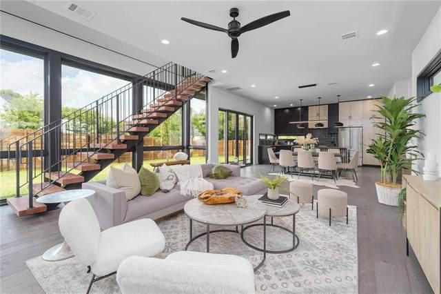 3105 Locke Ln, Austin, TX 78704 (#4121691) :: Papasan Real Estate Team @ Keller Williams Realty