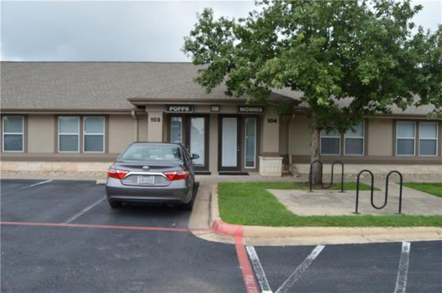 8700 Manchaca Rd #103, Austin, TX 78748 (#4123513) :: The ZinaSells Group
