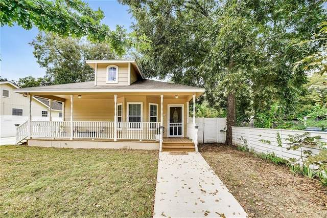 1114 Kirk Ave, Austin, TX 78702 (#4123517) :: Lucido Global