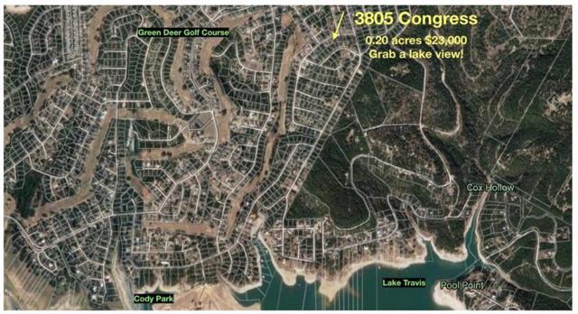 3805 Congress Ave, Lago Vista, TX 78645 (#4124158) :: Zina & Co. Real Estate