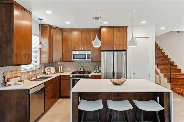 1003 E 12th St, Austin, TX 78702 (#4124903) :: Papasan Real Estate Team @ Keller Williams Realty