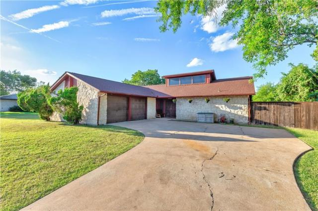 1503 W Mesa Park Dr, Round Rock, TX 78664 (#4125128) :: The Heyl Group at Keller Williams