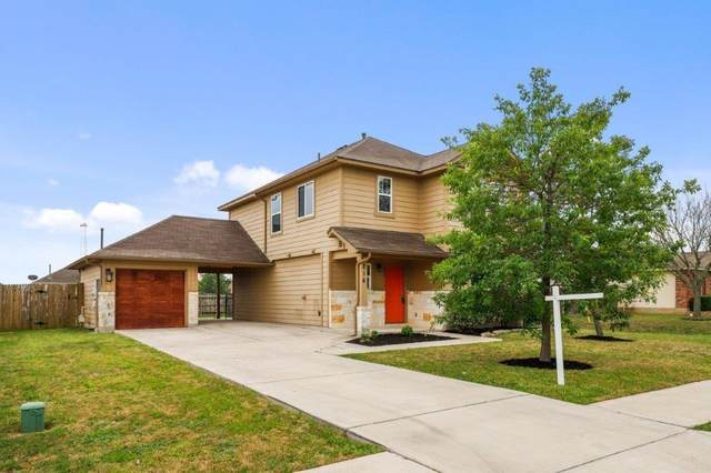 216 Cloud Rd, Hutto, TX 78634 (#4126470) :: The Perry Henderson Group at Berkshire Hathaway Texas Realty
