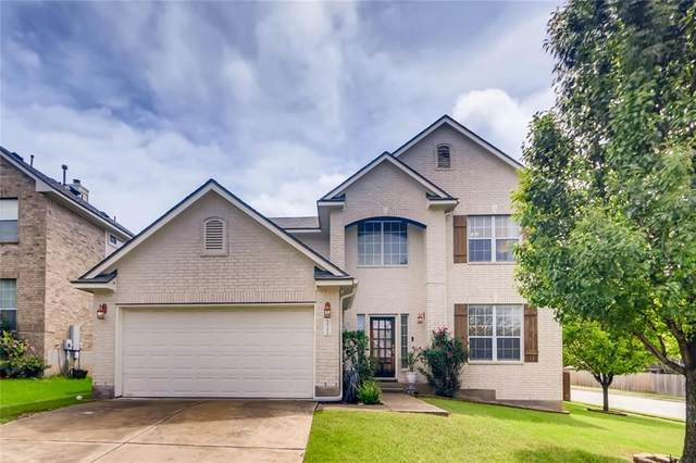 2414 Grapevine Canyon Trl, Leander, TX 78641 (#4127478) :: Lancashire Group at Keller Williams Realty