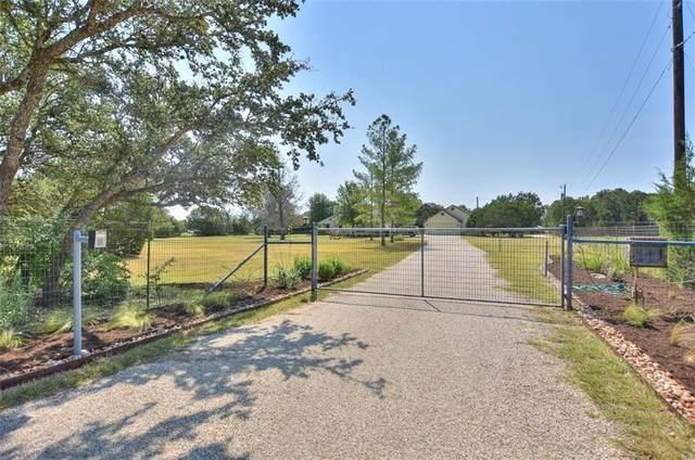 925 County Road 177, Leander, TX 78641 (#4128086) :: Cord Shiflet Group