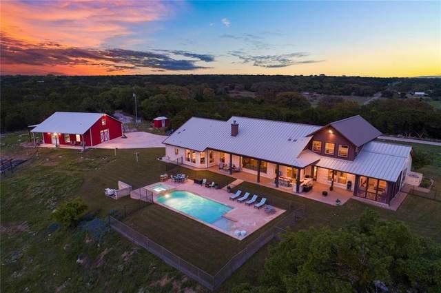 4480 County Road 110, Burnet, TX 78611 (MLS #4129949) :: Bray Real Estate Group