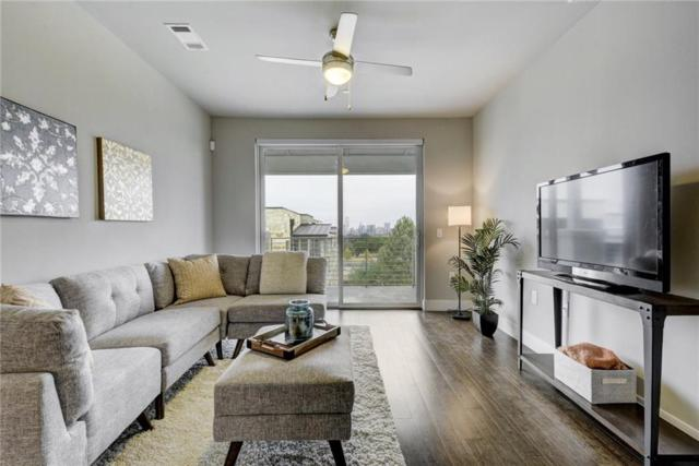 2725 Dulce Ln #233, Austin, TX 78704 (#4130822) :: The Gregory Group