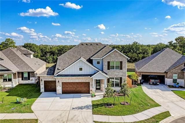 112 Duroc Dr, Hutto, TX 78634 (#4131650) :: Papasan Real Estate Team @ Keller Williams Realty