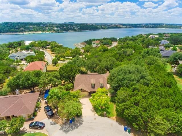 18503 Lakehead Cir, Point Venture, TX 78645 (#4132067) :: RE/MAX Capital City