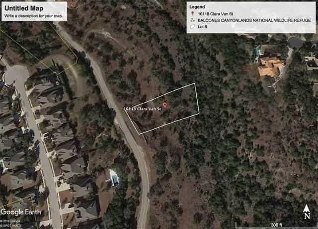 16118 Clara Van St, Lakeway, TX 78734 (#4132931) :: Lauren McCoy with David Brodsky Properties
