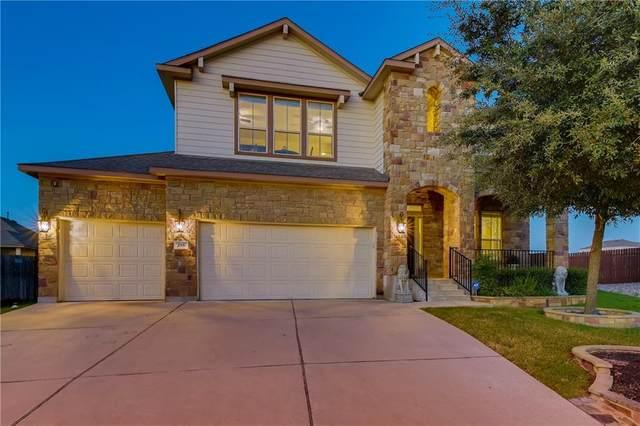 216 Silkstone St, Hutto, TX 78634 (#4133359) :: First Texas Brokerage Company