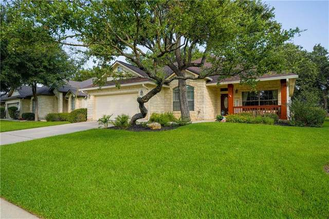 910 Big Thicket St, Georgetown, TX 78633 (#4134306) :: ORO Realty