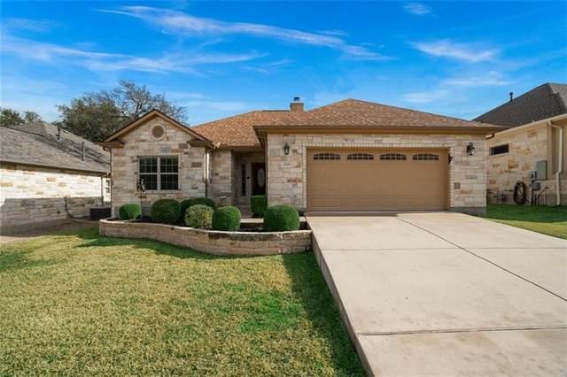 4916 Sonora Trce, Georgetown, TX 78633 (#4136651) :: Papasan Real Estate Team @ Keller Williams Realty