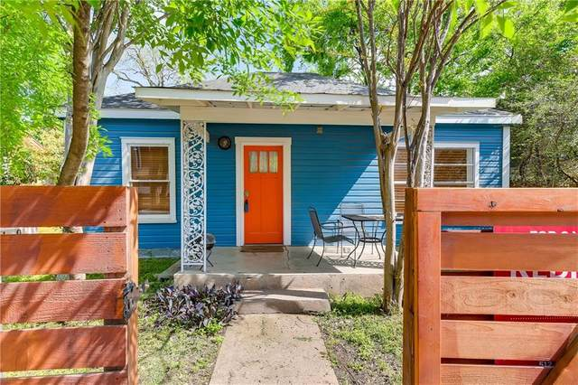 1402 Haskell St A, Austin, TX 78702 (#4137240) :: Douglas Residential