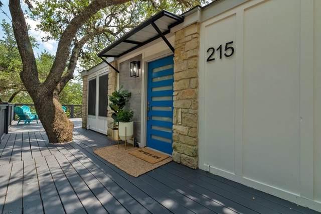 215 N Commons Ford Rd, Austin, TX 78733 (#4138494) :: Papasan Real Estate Team @ Keller Williams Realty