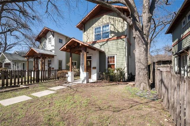 4210 Avenue H Ave B, Austin, TX 78751 (#4141231) :: Front Real Estate Co.