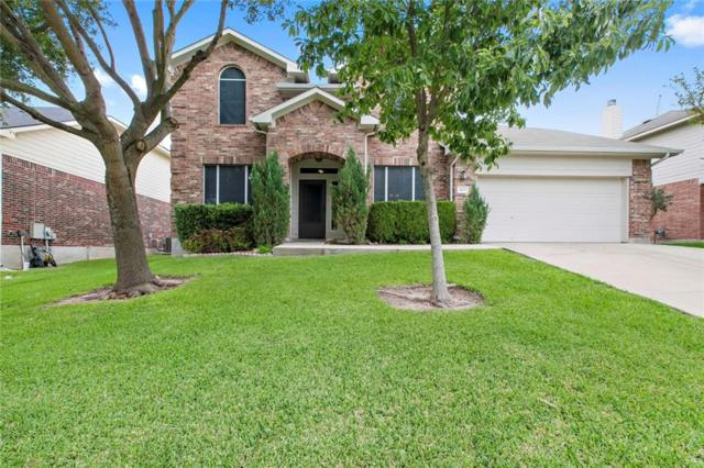 1405 Briar Hill Dr, Georgetown, TX 78626 (#4141840) :: Watters International