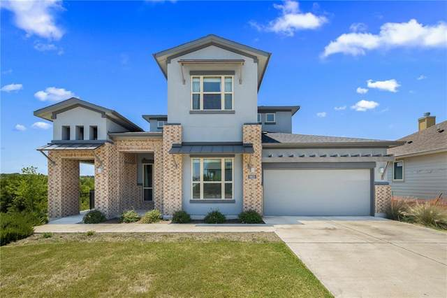 9821 Chirpy Way, Manor, TX 78653 (#4142799) :: All City Real Estate
