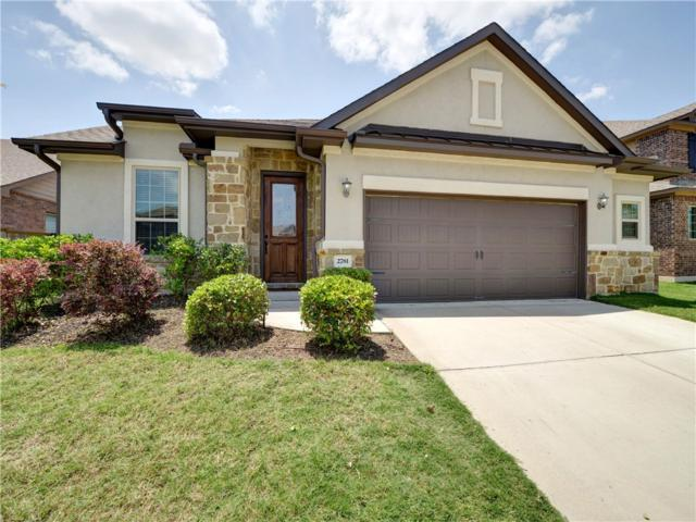 2781 Santa Ana Ln, Round Rock, TX 78665 (#4146998) :: The Heyl Group at Keller Williams