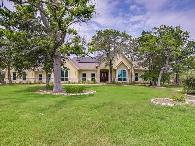 106 Powder Horn Rd, Bastrop, TX 78602 (#4147241) :: Ben Kinney Real Estate Team