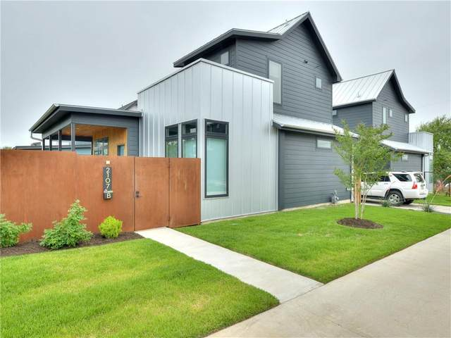 2107 Greenwood Ave B, Austin, TX 78723 (#4149064) :: Ben Kinney Real Estate Team