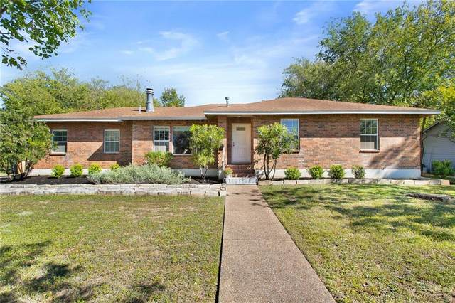 4507 Highland Ter, Austin, TX 78731 (#4149385) :: The Perry Henderson Group at Berkshire Hathaway Texas Realty