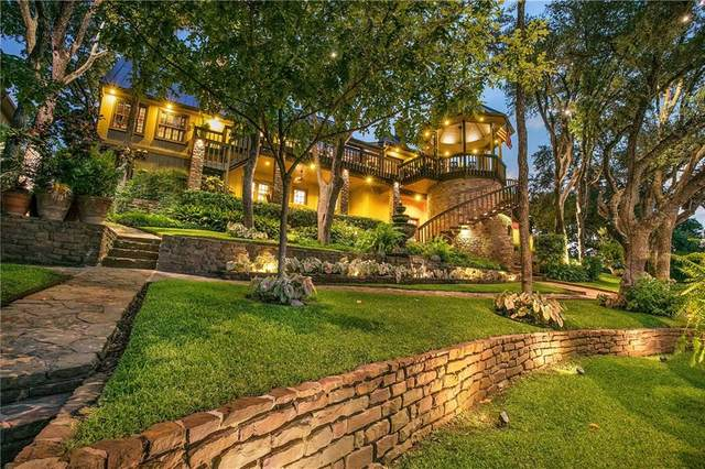 2707 Sunny Point Dr, Horseshoe Bay, TX 78657 (#4151273) :: Papasan Real Estate Team @ Keller Williams Realty