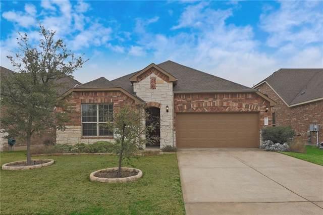 1721 Elaina Loop, Leander, TX 78641 (#4151682) :: Papasan Real Estate Team @ Keller Williams Realty
