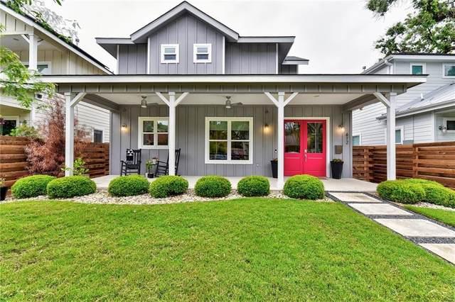 612 W 33rd St, Austin, TX 78705 (#4152343) :: Zina & Co. Real Estate