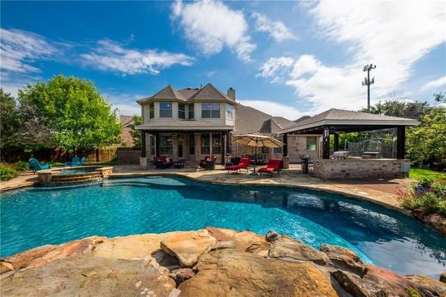 605 Riley Trl, Cedar Park, TX 78613 (#4152479) :: Papasan Real Estate Team @ Keller Williams Realty