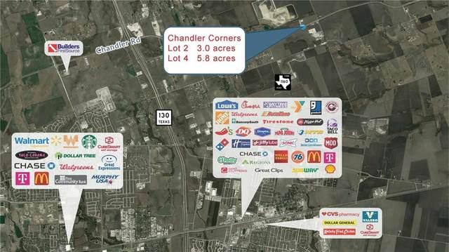 0 Chandler Rd, Hutto, TX 78634 (MLS #4154214) :: Brautigan Realty