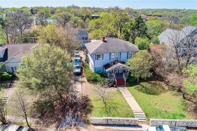 903 Edgecliff St, Austin, TX 78704 (#4154863) :: Lauren McCoy with David Brodsky Properties