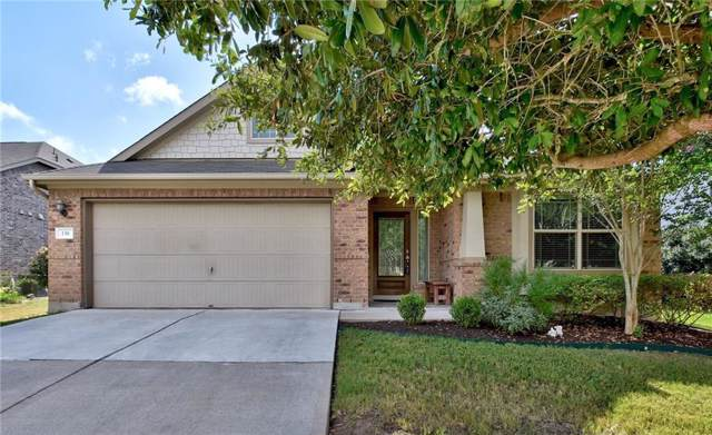 136 Coral Stone Trl, Buda, TX 78610 (#4155178) :: The Heyl Group at Keller Williams