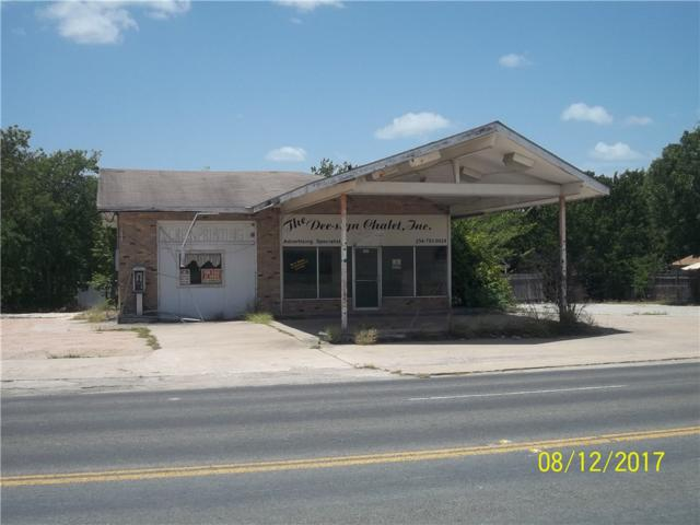 105 N Patterson Ave, Florence, TX 76527 (#4155436) :: The ZinaSells Group
