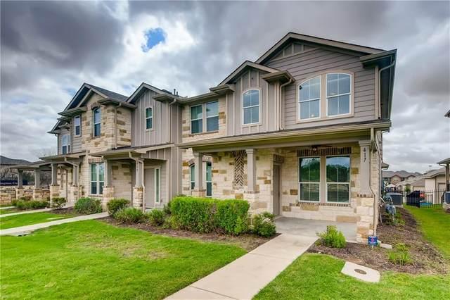 417 N Heatherwilde Blvd, Pflugerville, TX 78660 (#4158779) :: Papasan Real Estate Team @ Keller Williams Realty