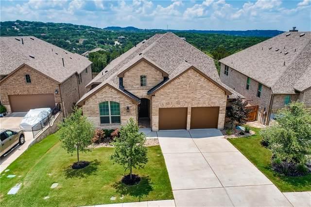7917 Turnback Ledge Trl, Lago Vista, TX 78645 (#4159479) :: Papasan Real Estate Team @ Keller Williams Realty