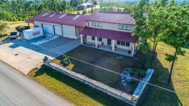 250 Cottletown Rd, Smithville, TX 78957 (MLS #4162717) :: Vista Real Estate