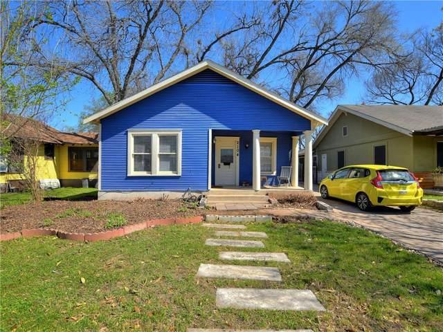2104 E Cesar Chavez St, Austin, TX 78702 (#4163199) :: Green City Realty