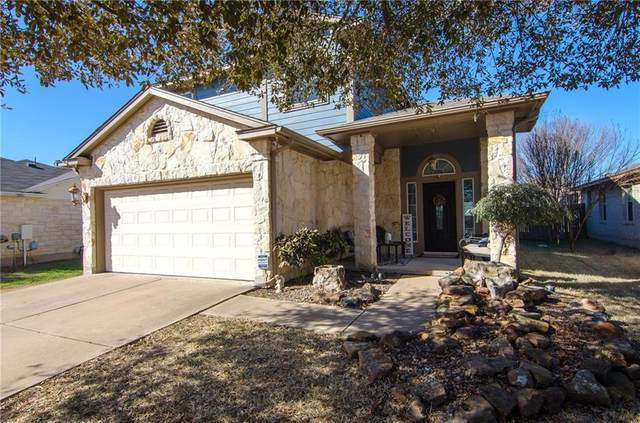 2415 Socorro Bnd, Leander, TX 78641 (#4164369) :: Realty Executives - Town & Country