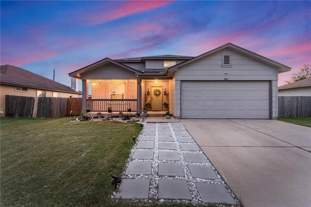 908 Stewart Dr W, Hutto, TX 78634 (#4165907) :: Papasan Real Estate Team @ Keller Williams Realty