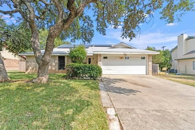 700 Woodview Dr, Georgetown, TX 78628 (#4165975) :: Papasan Real Estate Team @ Keller Williams Realty