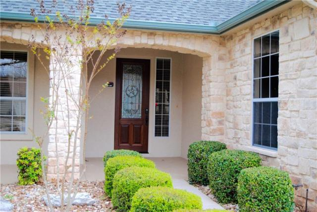 107 Beautybush Cir, Georgetown, TX 78633 (#4168157) :: The Perry Henderson Group at Berkshire Hathaway Texas Realty