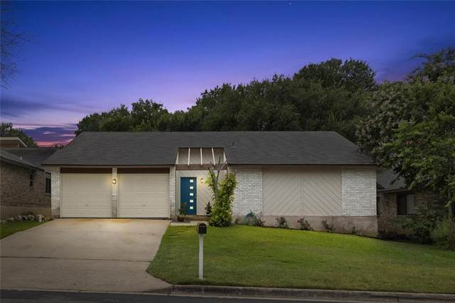 3809 Leafield Dr, Austin, TX 78749 (#4170576) :: The Summers Group