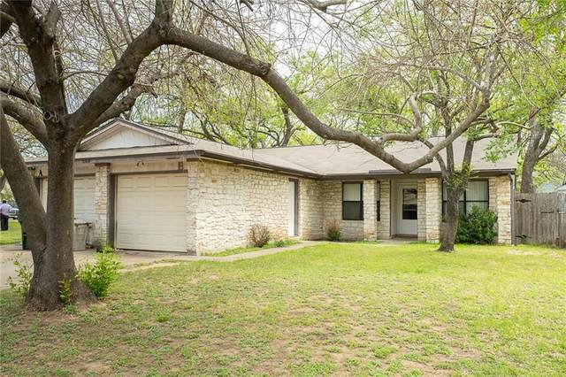 12819 Hymeadow Dr A-B, Austin, TX 78729 (#4170630) :: Papasan Real Estate Team @ Keller Williams Realty