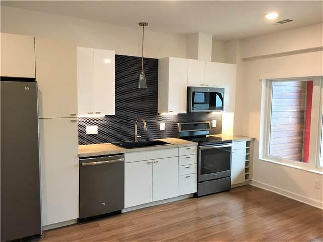 4361 S Congress Ave #211, Austin, TX 78745 (#4170668) :: Douglas Residential