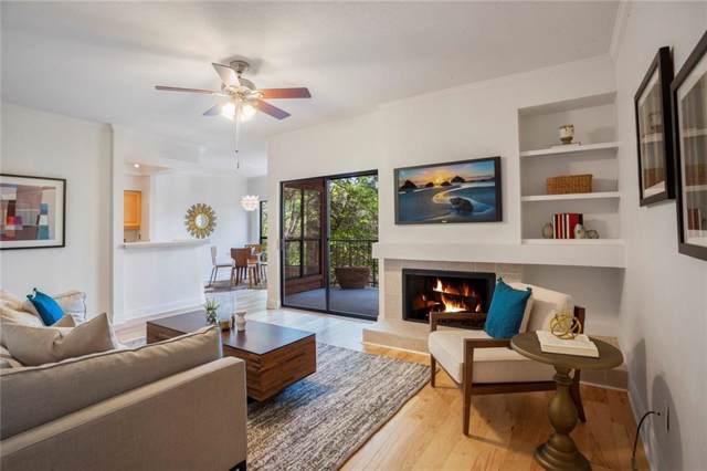 4711 Spicewood Springs Rd #145, Austin, TX 78759 (#4170926) :: Douglas Residential
