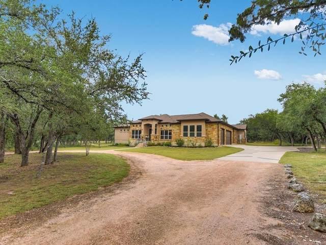 521 Windmill Ranch Rd, Georgetown, TX 78633 (#4171495) :: Papasan Real Estate Team @ Keller Williams Realty