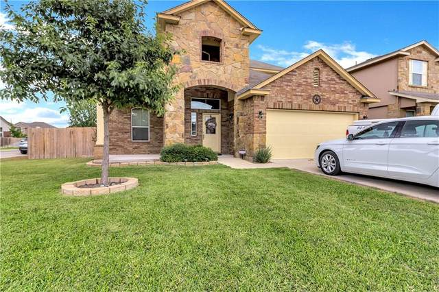 128 Flower Smith Ln, Jarrell, TX 76537 (#4172023) :: The Summers Group